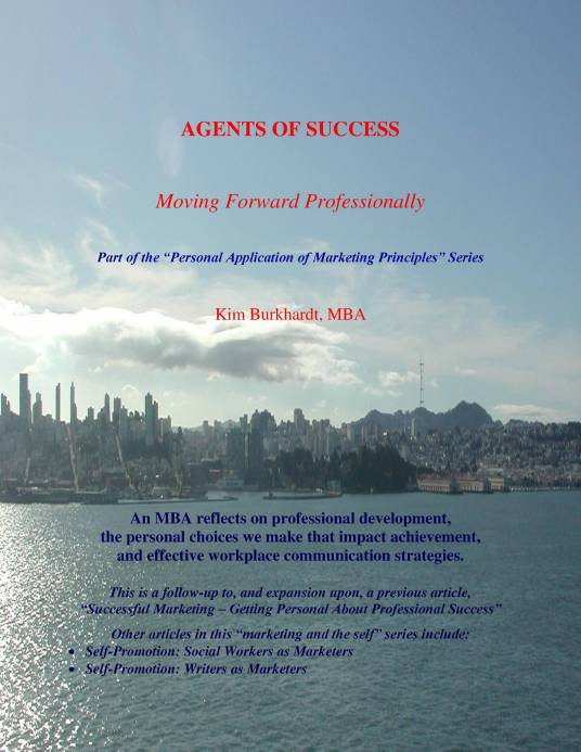 Agents of Success cover